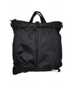 F/CE(エフシーイー)の古着「ヘルメットバッグ」|ブラック