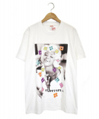 SUPREME(シュプリーム)の古着「ナオミTシャツ」|ホワイト