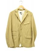 ()の古着「テーラードジャケット」|ベージュ