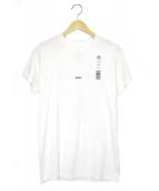 STARBUCKS COFFEE × Fragment Design(スターバックスコーヒー×フラグメントデザイン)の古着「コラボプリントTシャツ」|ホワイト