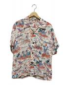 ()の古着「ハワイアンシャツ」|ホワイト