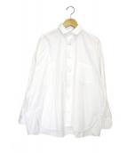 TICCA(ティッカ)の古着「スクエアビッグシャツ」|ホワイト
