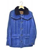 TMT(ティーエムティー)の古着「コーディロイジャケット」|ブルー