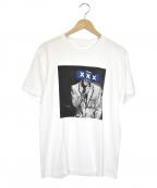 GOD SELECTION XXX()の古着「エルビスプレスリーTシャツ」|ホワイト