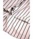 中古・古着 JOURNAL STANDARD (ジャーナルスタンダード) カラーストライプバッグボタンAラインワンピース ライトピンク サイズ:下記参照:5800円