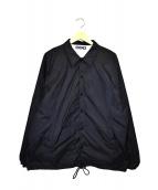 CDG(シーディージー)の古着「コーロゴコーチジャケット」 ブラック