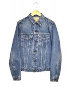 orSlow(オアスロウ)の古着「デニムジャケット」 ブルー