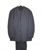 Y's for men(ワイズフォーメン)の古着「オールドセットアップスーツ」|グレー