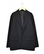 STEVEN ALAN(スティーヴンアラン)の古着「テーラードジャケット」|ネイビー
