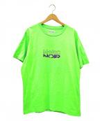 M+RC NOIR(マルシェノア)の古着「プリントTシャツ」|ライトグリーン