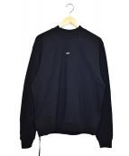 KITH(キス)の古着「モックネックスウェット」|ブラック