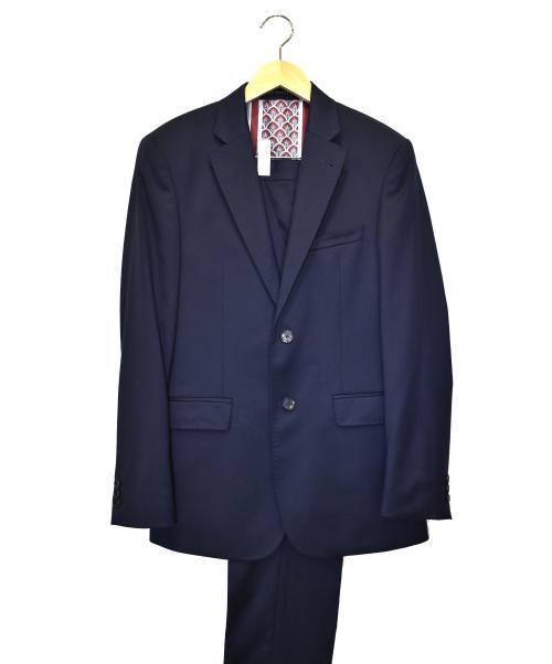 TED BAKER(テッドベイカー)TED BAKER (テッドベイカー) セットアップスーツ ネイビー サイズ:ジャケット:36S/ボトムス:28S MODERN FITの古着・服飾アイテム