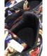 """中古・古着 adidas (アディダス) 刺繍スニーカー ブラック サイズ:28cm 未使用品 STAN SMITH """"Dragon Print"""" eh2237:8800円"""