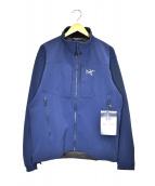 ARC'TERYX(アークテリクス)の古着「ソフトシェルジャケット」|ブルー