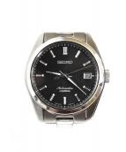 SEIKO(セイコー)の古着「自動巻き腕時計」 ブラック