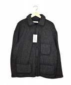 COOTIE(クーティ)の古着「ラッセルジャケット」|ブラック