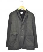 FWk Engineered Garments(エフダブリューケーエンジニアードガーメンツ)の古着「ワークジャケット」|グレー
