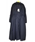 sophila(ソフィラ)の古着「フーデットナイロンコート」|ネイビー