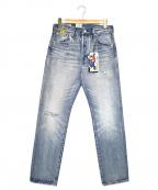 LEVI'S(リーバイス)の古着「デニムパンツ」 ブルー