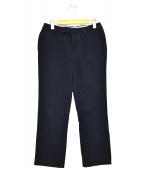 45R(フォーティファイブアール)の古着「起毛コットンチノパンツ」|ネイビー