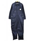 NIGEL CABOURN(ナイジェルケーボン)の古着「ワークオールインワン」|ネイビー