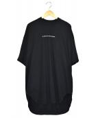 NILoS(ニルズ)の古着「グラフィック半袖カットソー」|ブラック