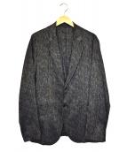 EMPORIO ARMANI(エンポリオアルマーニ)の古着「2Bジャケット」|グレー