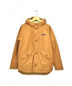 Patagonia(パタゴニア)の古着「ボーイズ・インサレーテッド・イスマス・ジャケット」|ブラウン