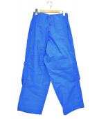 TUKI(ツキ)の古着「パジャマパンツ」|ブルー