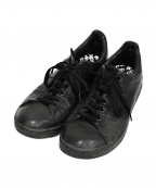 adidas by RAF SIMONS(アディダス バイ ラフシモンズ)の古着「スタンスミス」|ブラック