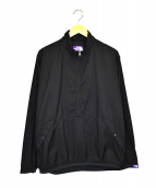 THE NORTHFACE PURPLELABEL(ザノースフェイスパープルレーベル)の古着「サンダーフーディ」|ブラック