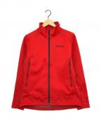 MARMOT(マーモット)の古着「クライムフレックスウィンドジャケット」|レッド
