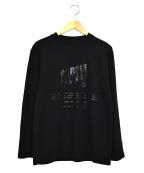 Eytys(エイティーズ)の古着「ロングスリーブカットソー」|ブラック