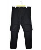 Y-3(ワイスリー)の古着「デザインカーゴパンツ」|ブラック
