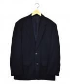 Y's for men(ワイズフォーメン)の古着「90sテーラードジャケット」|ネイビー