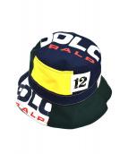 POLO SPORT(ポロスポーツ)の古着「バケットハット」|マルチカラー