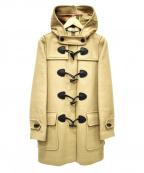 BURBERRY BRIT(バーバリーブリット)の古着「ウールダッフルコート」|ブラウン