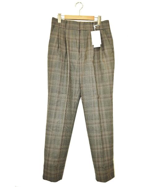 JOHN MASON SMITH(ジョンメイソンスミス)JOHN MASON SMITH (ジョンメイソンスミス) タックスラクス グレー サイズ:M PT-#720の古着・服飾アイテム