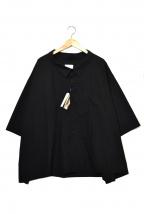 whowhat(フーワット)の古着「5Xシャツ」|ブラック
