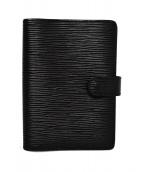 ()の古着「手帳カバー」|ブラック