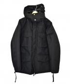 SOPH.(ソフ)の古着「フーデッドコート」|ブラック