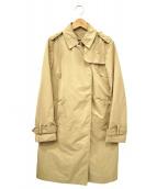 MONCLER(モンクレール)の古着「フラーブコート」|ベージュ