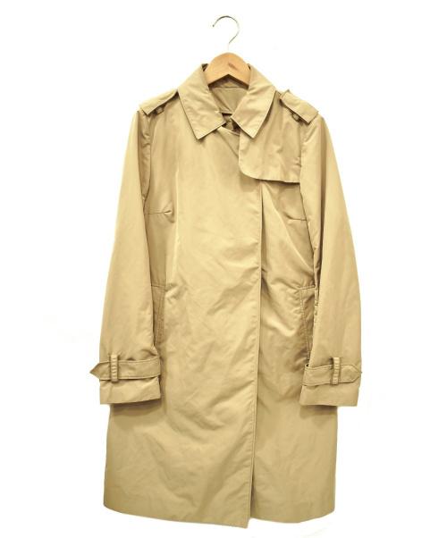 MONCLER(モンクレール)MONCLER (モンクレール) フラーブコート ベージュ 1306474 FLAVEの古着・服飾アイテム