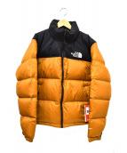 ()の古着「1996レトロヌプシジャケット」|ブラウン×ブラック