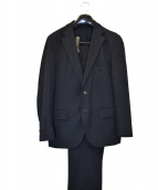 MACKINTOSH PHILOSOPHY(マッキントッシュフィロソフィー)の古着「セットアップスーツ」|ネイビー