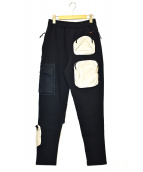 NIKE × TRAVIS SCOTT(ナイキ × トラビス・スコット)の古着「ユーティリティーパンツ」 ブラック