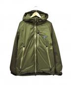 NANGA()の古着「オーロラダウンジャケット」|グリーン