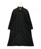 FREAK'S STORE(フリークスストア)の古着「バルマカンコート」|ブラック