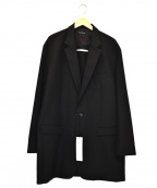 DRESSEDUNDRESSED(ドレスドアンドレスド)の古着「オーバーサイズテーラードジャケット」 ブラック