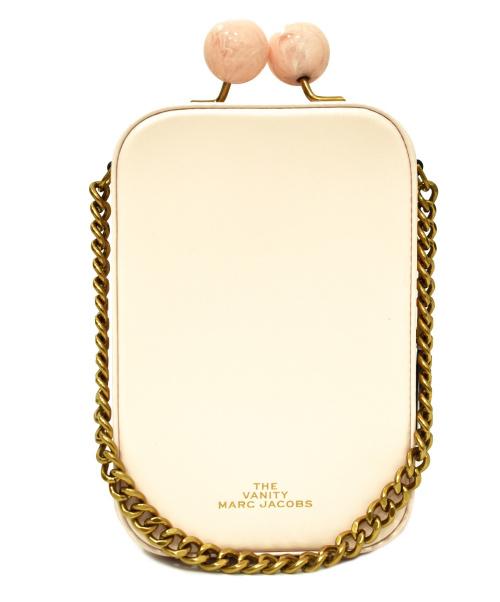 MARC JACOBS(マークジェイコブス)MARC JACOBS (マークジェイコブス) ヴァニティーバッグ ピンク サイズ:下記参照 M0015417 THE VANITY BAGの古着・服飾アイテム